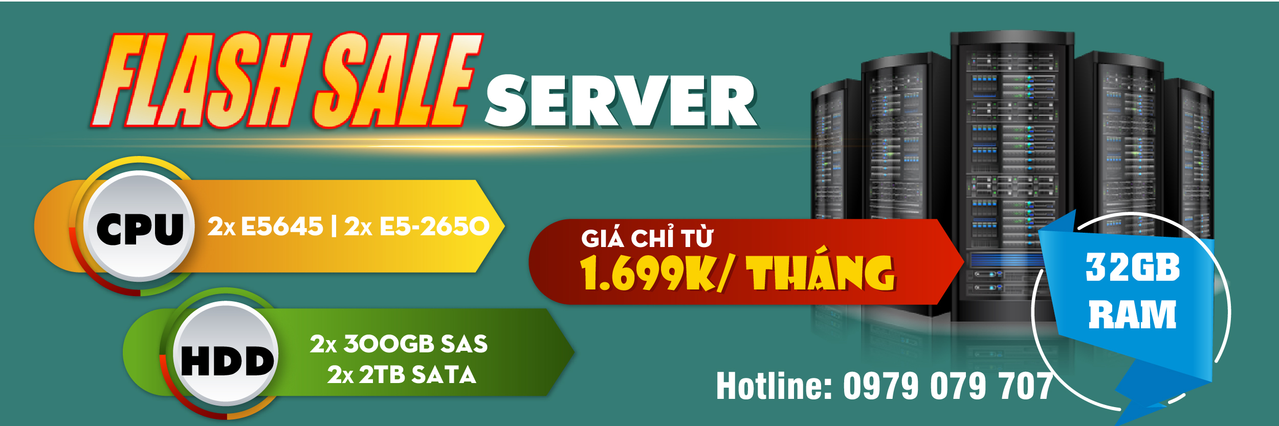 BANNER FLASH SALE SERVER