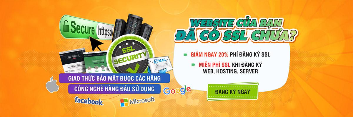 SSL Khuyến Mãi