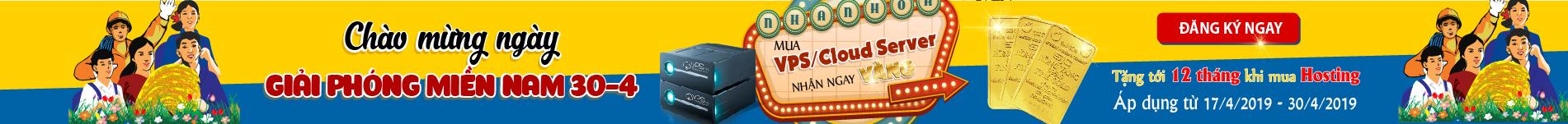 Thuê máy chủ ảo Cloud Server-VPS (Windows) giá rẻ tốt nhất Việt Nam
