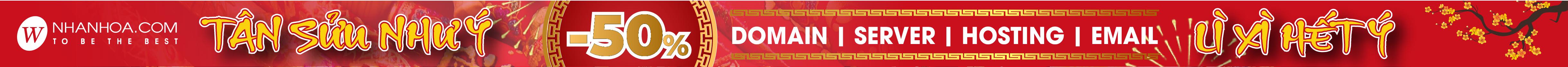 Nhân Hòa nhà đăng ký tên miền Quốc gia Việt Nam dịch vụ Hosting Server VPS hàng đầu