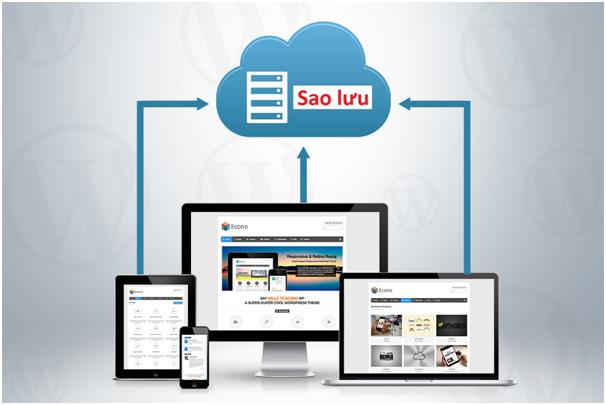 Hướng dẫn cách backup dữ liệu cho trang wordpress nhanh nhất